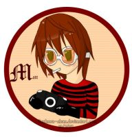 Chibi Matt .:Death Note:. by Sephora-chan