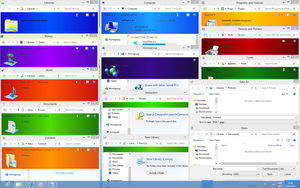 Windows 7 Layout on Windows 8 (Reboot) by Artur89SD