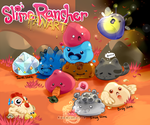 Slime Rancher by Kinla