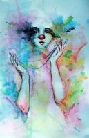 Circus -- Ilustration by Morbid0beauty