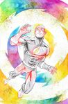 The Flash 5 pg 16 by manapul