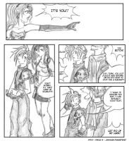 The Secrets of FFVII - page 4 by shirochan
