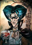 Count Dracula by zeroscore