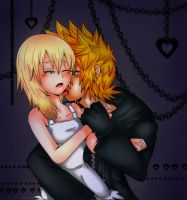 RokuNami Day:Seductive by Kiome-Yasha