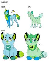 Pup adoptables CLOSED by UnchartedUnknownStar