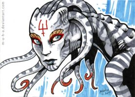 ACEO Kogn by m-u-h-a