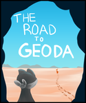 The Road to Geoda - Cover by Pixel-Coyote