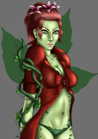 Poison Ivy by MissMinority