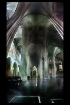 Cathedral by digitaldreamz666