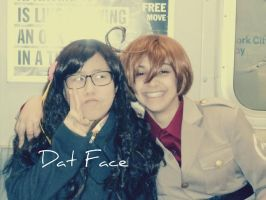 APH: Taiwan and Romano SpringFEST 2013 by DifferentWaysToCry