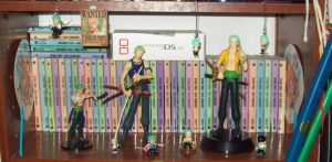 My Zoro's collection by claudia1542