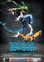 KINGS OF CONCRETE by uAe-Designer