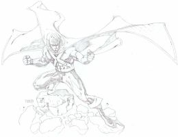 Martian ManHunter by timothygreenII