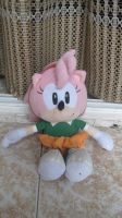 My Classic Amy stuffed animal by SILVERtheHEDGEHOGyes