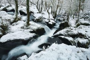 Colly Brook Snow by Alex37