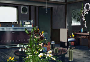 Project Diva Cabin DL by KohakuUme6