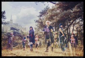Fire Emblem Awakening by KymanCheng
