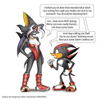 Parenting 101 Shadow Style by Yastach