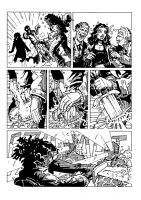 Get a Life 4 - page 4 :inks: by saganich