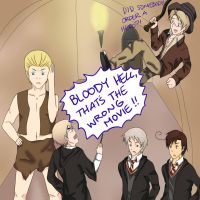APH Indy Ploy by naotoshirogane1