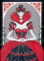 Queen of Hearts by OmegaDevin
