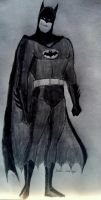 Batman by Fires-storm