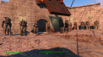 fallout 4 my power armor collection by theunknownemo