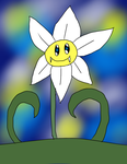 Theo the Daffodil by tAVROSxT3R3Z1LOVER