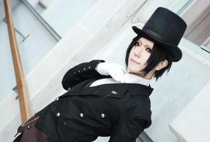 Cosplay : Sebastian Michaelis by bittys