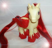 Fire Lilith by GoatessMLPcustom