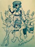 SU- Five Nights with Steven!! by Velvet-Crown