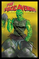 The Toxic Avenger by jasonflowers