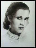 Leia by MikeLangston