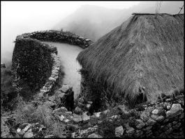 Inca Hut by moonmerlin
