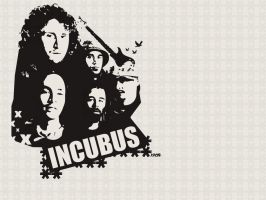 Incubus by Davidgtza2
