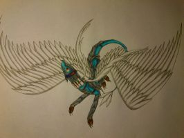 Aerial Assaulter by cynderplayer