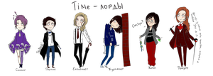 Time lords by KlodwigLichtherz