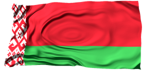 Flags of the World: Belarus by MrAngryDog