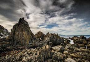Jagged scape by lomatic