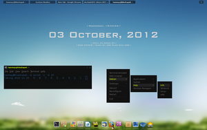 Oktober ScreenShot 2012 by 51tanmay