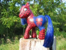 Spider-Pony by trillions
