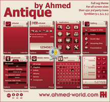 Antique By Ahmed by AhmedWorld