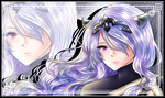 Comm: Camilla by M-K-1