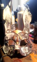 splicer Maske by Cryptic-Cat