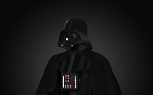 Vader by DigiP by xxdigipxx