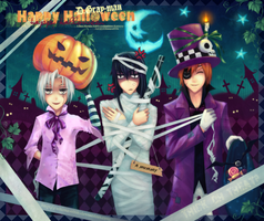 Halloween Contest Entry 2008 by Ultima-eFFik
