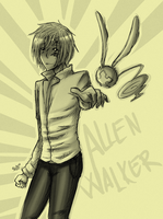 Allen W. by HatoriKumiko