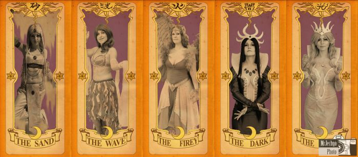 Fun with Photos - Clow Cards by MrJechgo