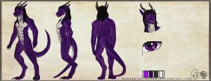Ty Reference Sheet for Orionamastacia by barish-ki-boond
