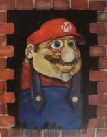 Mario by D-RC